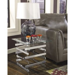 Frandelli Square End Table by Ashley Furniture