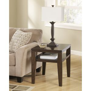Deagan Rectangular End Table by Ashley Furniture