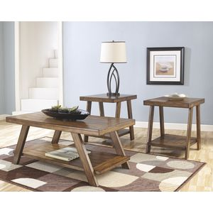 Bradley Occasional Table Set by Ashley Furniture