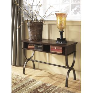 Zander Console Sofa Table by Ashley Furniture