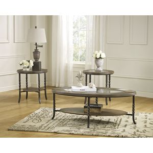 Brudelli Occasional Table Set by Ashley Furniture
