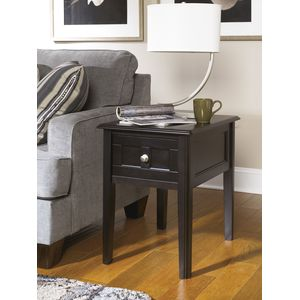 Henning Chair Side End Table by Ashley Furniture