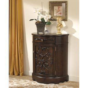 Norcastle Accent Cabinet by Ashley Furniture