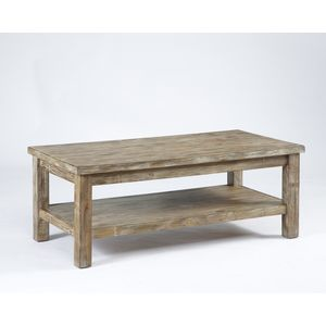 Rustic Accents Rectangular Cocktail by Ashley Furniture