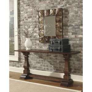 Rustic Accents Console Table by Ashley Furniture