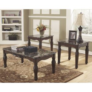 North Shore Occasional Table Set by Ashley Furniture