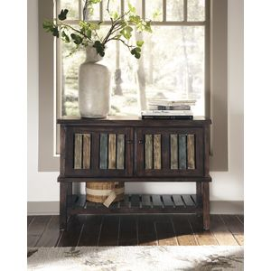 Mestler Console   by Ashley Furniture