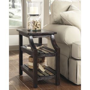 Mestler Chairside end Table by Ashley Furniture
