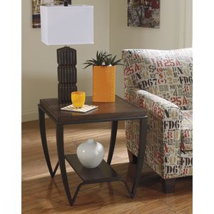 Brashawn Square End Table by Ashley Furniture
