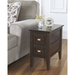 Larimer Chair Side End Table by Ashley Furniture