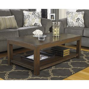 Tellbane Coffee Table.Ashley Furniture Page 5