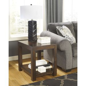 Grinlyn Rectangular End Table by Ashley Furniture