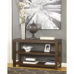 Grinlyn Sofa Table by Ashley Furniture