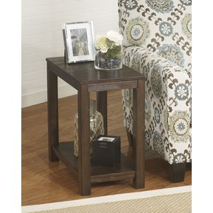 Grinlyn Chairside end Table by Ashley Furniture