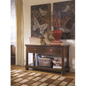 Porter Sofa Table by Ashley Furniture