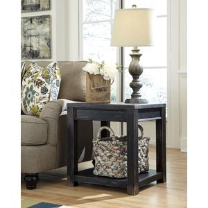 Gavelston Square End Table by Ashley Furniture
