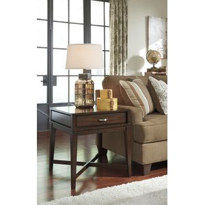 Dinelli Square End Table by Ashley Furniture