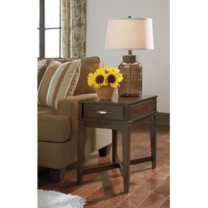 Dinelli Chair Side End Table by Ashley Furniture