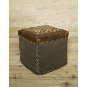 Patchwork Brown by Ashley Furniture