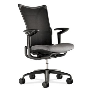 A19 High Back Office Chair by Allsteel - Grey