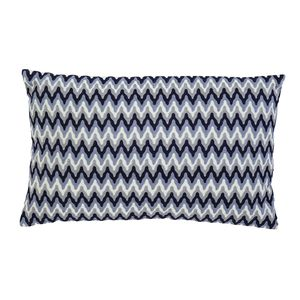 Embroidered Navy by Ashley Furniture