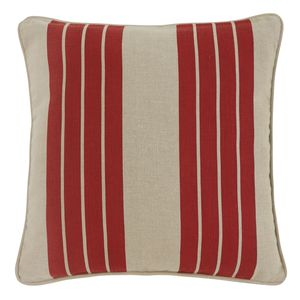 Striped Red by Ashley Furniture