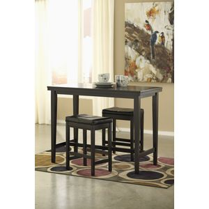 Signature Design By Ashley Kimonte Dining Room Counter Table