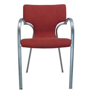 Strada Side Chair by Bernhardt Front