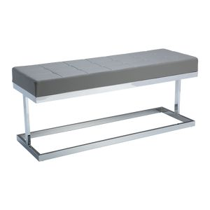 Viceroy Bench In Grey By Sunpan Modern