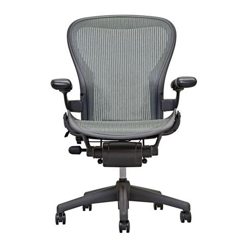Aeron Chair by Herman Miller - Basic - Lead