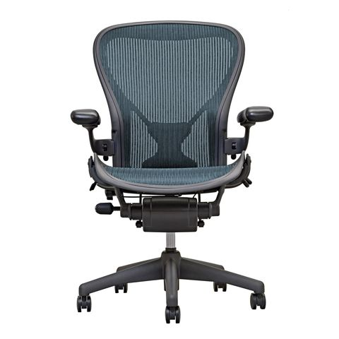 Aeron Chair by Herman Miller - Posture Fit  - Emerald