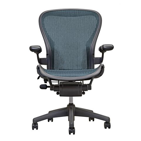 Aeron Chair by Herman Miller - Basic - Emerald