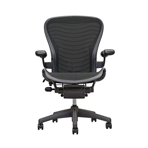 Aeron Chair by Herman Miller - Basic - Graphite Wave