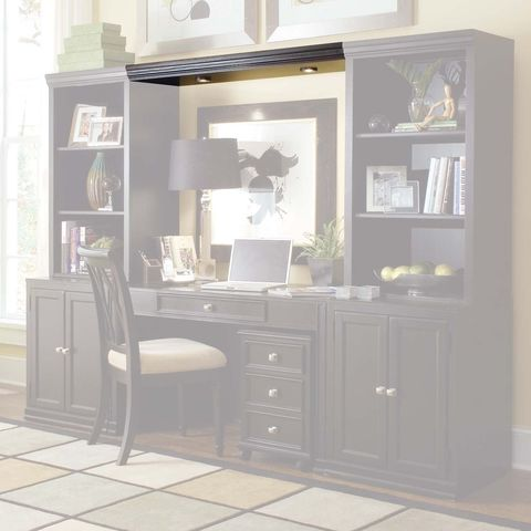 American Drew Camden Dark Home Office Set Amd 919 595 580