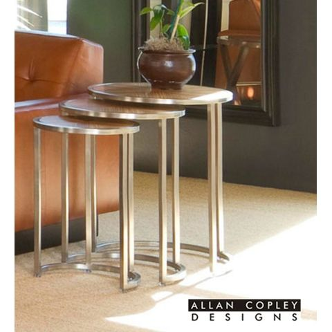 Allan Copley Designs Furniture ALC-20904-02/3