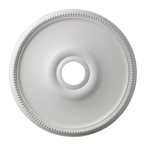 Brittany Medallion 19 Inch In White Finish by Elk Lighting