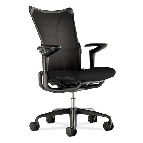 A19 High Back Office Chair by Allsteel - Black