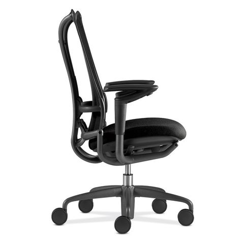 A19 High Back Office Chair by Allsteel - Side