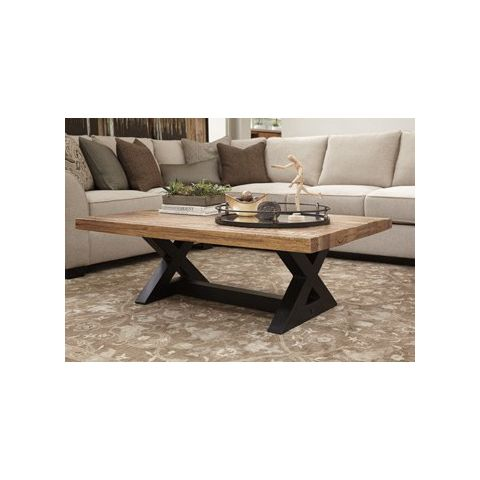 Wesling Rectangular Cocktail Table By Ashley Furniture - Ashley wesling coffee table