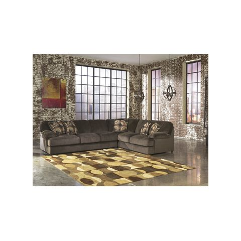 Signature Design by Ashley Truscotti Café 3-Pc Sectional Sofa
