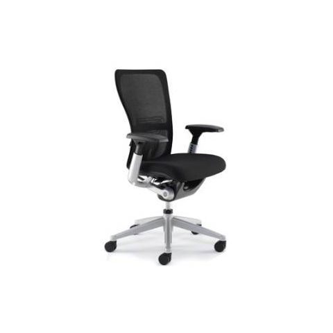 zody office task chair by haworth - szt-20-402plat-bs