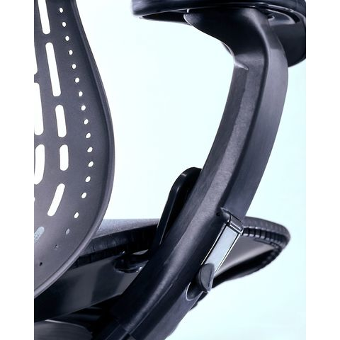 Mirra Chair Arm Closeup