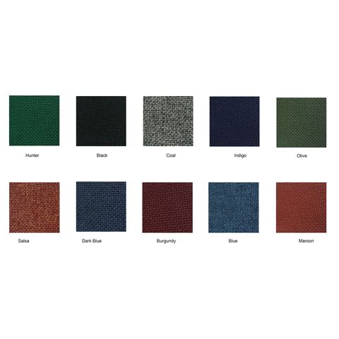 Freedom Chair Fabric Color Options
