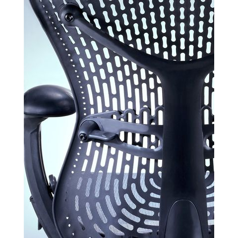 Mirra Chair Back Closeup